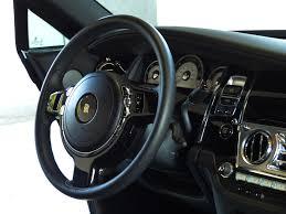 rolls royce steering wheel used 2014 rolls royce wraith marietta ga