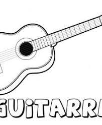 imagenes para dibujar faciles sobre el folklore paraguayo dibujos para colorear de instrumentos musicales