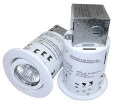 can light trim kits 3 recessed light kit with swivel trim and 50 watt bulbs
