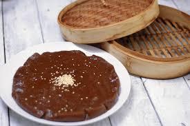 brown cake how to make new year cake nian gao sticky rice cake