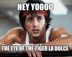 Eye Of The Tiger Meme - meme creator rocky meme generator at memecreator org