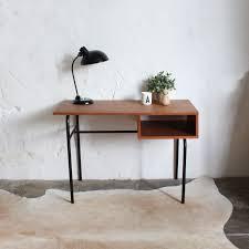 hypnotisant petit bureau vintage moderniste paulin style a beraue