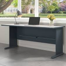 48 Inch Computer Desk 48 Inch Desk With Drawers Wayfair