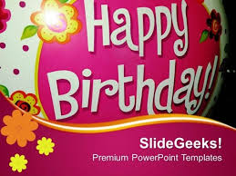 wishes of birthday powerpoint templates ppt backgrounds for slides