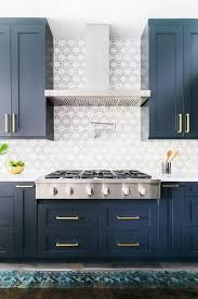 White And Blue Kitchen Cabinets Best 25 Blue Kitchen Cabinets Ideas On Pinterest Blue Cabinets