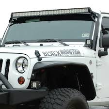 Jeep Wrangler Led Light Bar by 50