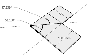 d馗oupe plan de travail cuisine baselift corner 6211 l vateurs plan de travail en angle fixer decoupe