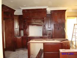 Perfect Kitchen Cabinets Crown Molding Project Installing On A - Kitchen cabinets with crown molding