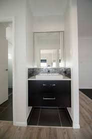 Bathroom Vanities Townsville by Bushland Grove Modern Black And White House Grady Homes
