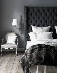Black Studded Headboard 13 Cozy Master Bedroom Ideas To Keep You Warm This Winter Dove