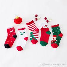 christmas gifts for new christmas socks 2018 christmas gifts new style sports socks boys and