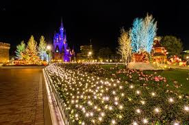When Do Christmas Decorations Go Up At Disneyland Christmas At Tokyo Disneyland Disney Tourist Blog