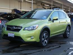 2014 Forester Roof Rack by Used Subaru Xv Crosstrek For Sale Special Offers Edmunds