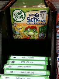 leapfrog dvds on sale at costco