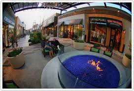 Fire Pit Glass Stones by 6 Outdoor Fireplace Design Ideas To Heat Up Your Bay Area Backyard