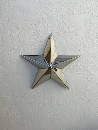 country star home decor star five point star mirror polished stainless steel star