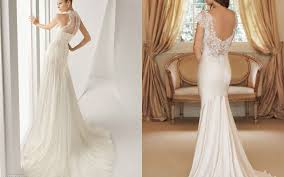 stylish backless gowns for weddings weddings eve