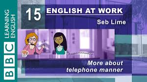 bbc learning english english at work