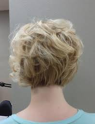 curly and short haircut showing back photo gallery of short hairstyles for work viewing 18 of 20 photos
