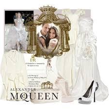 Alexander Mcqueen Wedding Dresses The Royal Wedding Dress Polyvore