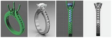 build your own engagement ring moissanitebridal custom moissanite rings