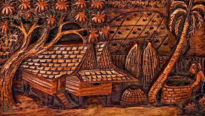 bali wood carving bali wood carving photograph by steve harrington