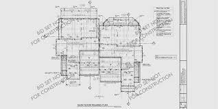 Floor Framing Plan Free Sample Bid Set Construction Documents