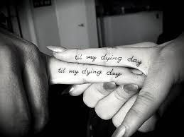 the 25 best couple tattoo quotes ideas on pinterest couples