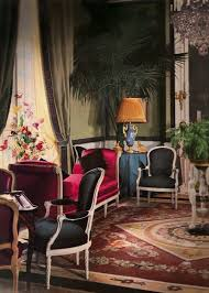 christian dior paris a french neoclassical aubusson rug in
