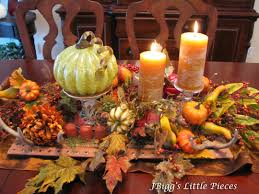 Fall Table Arrangements Dining Table Vignettes Lakecountrykeys Com