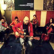 david bazan living room tour david bazan passenger string quartet album tour pedro the lion