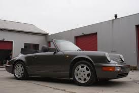 porsche slate grey porsche 964 carrera 4 cabrio u2022 911 youngtimer