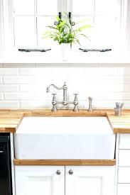 farmhouse sink with drainboard 33 inch farmhouse sink white double farm sink kitchen drainboard