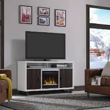 White Fireplace Entertainment Center by Buy A Living Room Electric Fireplace From Rc Willey