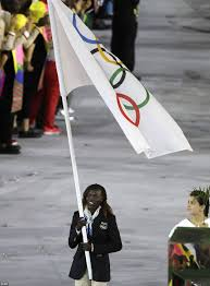 How Many Stars In Brazil Flag Rio Olympics 2016 Opening Ceremony Sees Climate Change Lectures