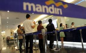 Bank Mandiri Bank Mandiri Atlas Information Monitors