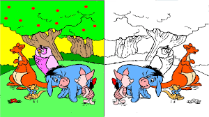 winnie the pooh coloring pages winnie the pooh coloring book