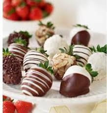 White Chocolate Covered Strawberry Box Chocolate Hd Chocolate Hd Wallpapers Miniature Shop Sweet