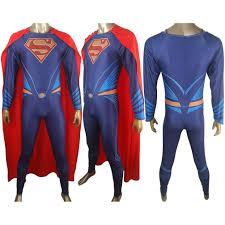 batman v superman dawn of justice superman bodysuit catsuit zentai
