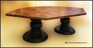 pedestal dining table base dining tables wood pedestal table base
