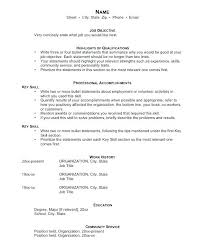exle resume summary of qualifications here are resume for teens resume exle resume summary