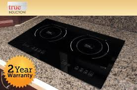 Duxtop Induction Cooktop True Induction S2f3 Counter Inset Double Burner Cooktop