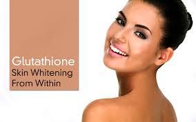 Gluta Skin glutathione skin whitening from within