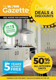 how to fit wren kitchen base units wren autumn gazette by wren kitchens issuu