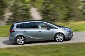 opel zafira opel zafira tourer 147 kw 200 hp most powerful compact monocab