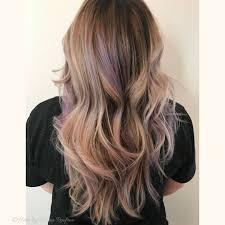 blonde with pops of redken city beats east village violet balayage