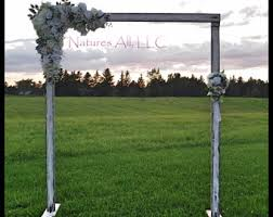 wedding arches and arbors wedding arbor etsy