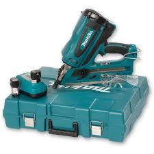 makita gn900se gas nailer cordless and gas nailers more power