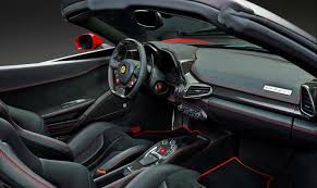 ferrari dashboard introducing the 2 5m ferrari sergio hypercar by pininfarina
