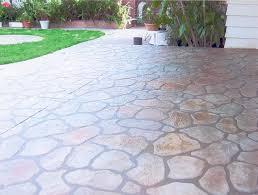 Resurface Concrete Patio Guide To Indoor U0026 Outdoor Concrete Resurfacing Options